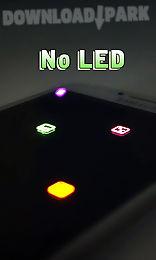 no led