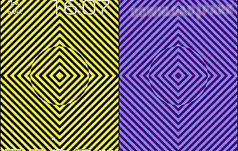 Free moving optical illusion wallpapers Apk. Optical illusion