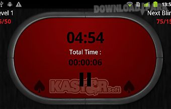 Poker clock pro