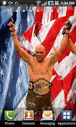 randy couture live wallpaper