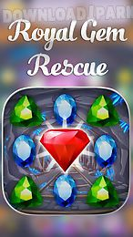 royal gem rescue: match 3