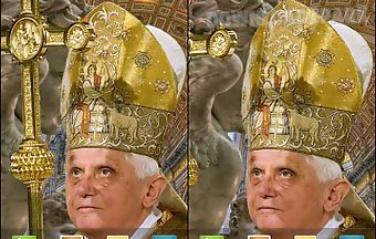 The pope live wallpaper