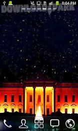 usa fireworks hd live wallpaper