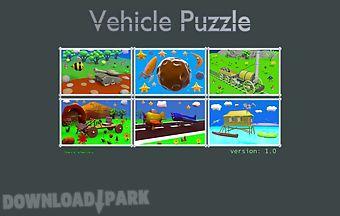 Vehicle puzzle