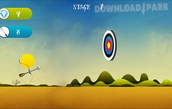Archery brain relax game