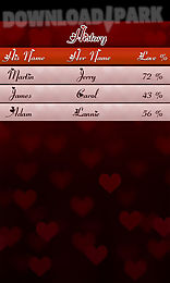 best valentine love calculator