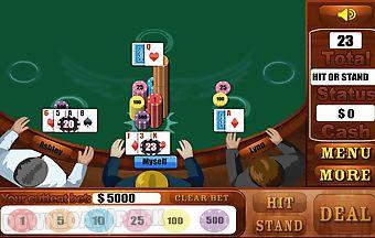 Blackjack gamesfree
