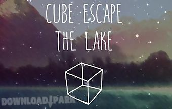 Cube escape: the lake