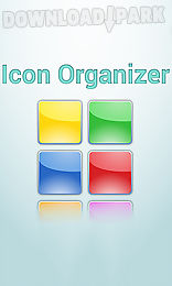 icon organizer