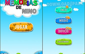 Kids memory fruit-spanish