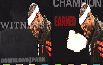 Lebron james champ live wallpape..