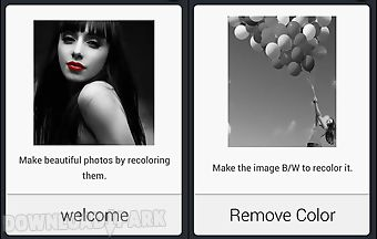 Pixmo photo effects