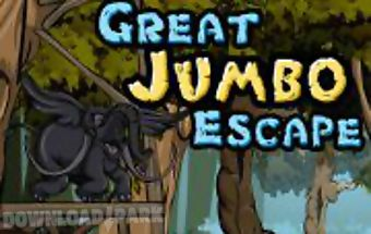 The jumbo escape