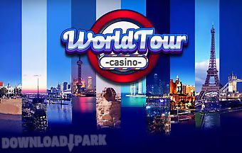 World tour casino: slots