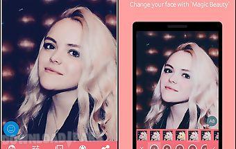 Beauty selfie - photo editor