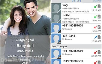 Caller id phone locator