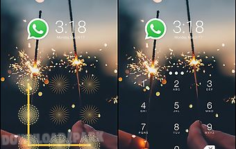 Cm applock theme sparkle
