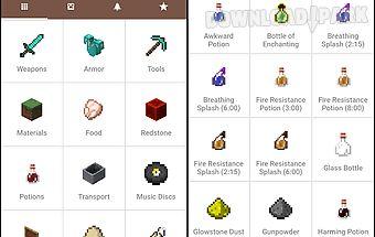 Craft - minecraft craft guide