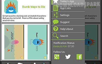 Dotd - best app catalog