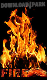 fire live wallppaer