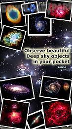 star tracker - mobile sky map