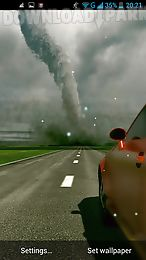 tornado live wallpaper