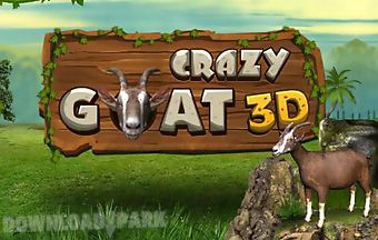 Crazy goat 3d