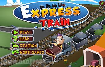 Express train game