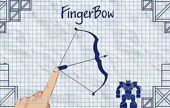 Finger bow