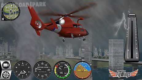 helicopter simulator 2016. flight simulator online: fly wings