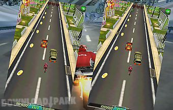 Highway mad moto racing