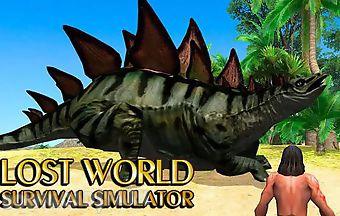Lost world: survival simulator