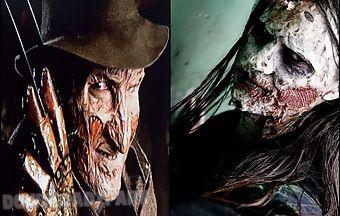 Monster horror movie wallpaper x..