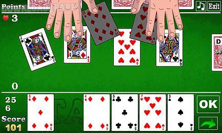 tablic cards game
