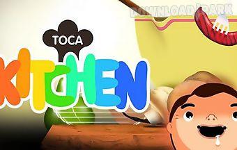 Toca: kitchen