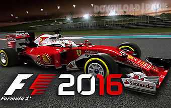 Formula 1 2016 game