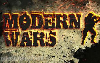 Modern wars: online shooter