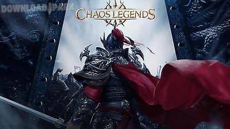 chaos legends. east legends