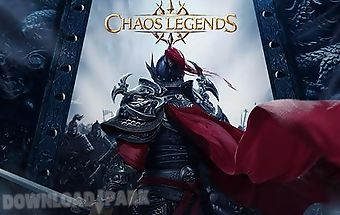 Chaos legends. east legends