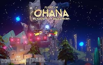 Flight of ohana: a journey to a ..