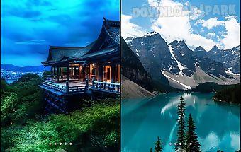 Landscapes 4k
