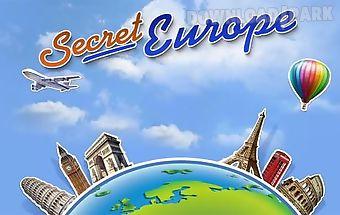 Secret europe: hidden object