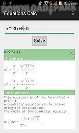 equation step-by-step calc