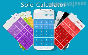 Solo scientific calculator