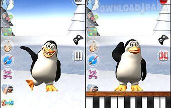Sweet little talking penguin