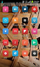 x style launcher and theme