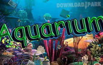 Aquarium: hidden objects