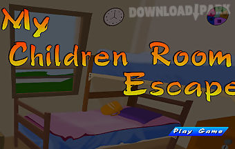 Children room escape