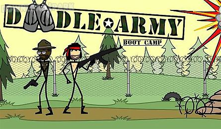 doodle army: boot camp