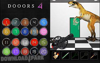 Dooors 4: room escape game